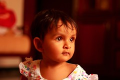 Reethu (Rajavelu1) Tags: kid girl colours portrait handheld availablelight dslr india art creative depthoffield cinematic canonef50mmf18