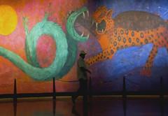 Duality (maios) Tags: duality mexicocity mexico nikond7100 nikon d7100 tamayo quetzalcoatltezcatlipoca quetzalcoatl tezcatlipoca cosmogony nationalanthropologyandhistorymuseum national anthropology history museum precolumbian mural man