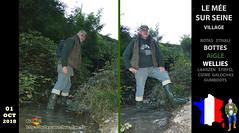 En cuissardes Aigle coupées (pascalenbottes1) Tags: leméesurseine cuissardes cuissardescoupées aigleboots cuissardesaigle aigletruite waders aiglewaders pascalbourcier pascal pascallebotteux dirtyjeans dirty crasseux crade jeanscrades lyve boot boots botas botasdehule botte bottédecaoutchouc bottes bottescaoutchouc bottesencaoutchouc bottescaoutchoucfreefr botteux rubberboots wellingtonboots caoutchouc ciszme diapered diapers stivalidigomma garsenbottes goma guma gumboots gummi gummistiefel laarzen rubberlaarzen rubber rue seineetmarne stiefel stinky stivali stövler street wellies wellington cap casquette rainboots galochas ambc httpbottescaoutchoucfreefr