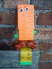 Terry Tape Measure (The Moog Image Dump) Tags: terry tape measure fisher price 1982 fisherprice toy figure kawaii cute
