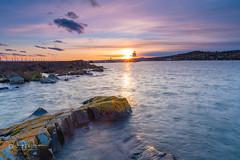 GM Sunset (markmorgen) Tags: harbor lighthouse sunset