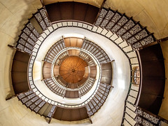 Jagdschloss Granitz (Blinde 8) Tags: balticsea binz deutschland germany ostsee rugia rügen treppe huntinglodge stairs