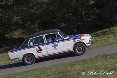 Superb Triumph Dolomite Sprint. (Frostie2006) Tags: rally wiscombe hill climb wiscombehillclimb lombard bath 1976 lombardrallybath cars panning peter frost peterfrost nikon d500 nikond500 classic rallying historic classicrallying historicrallying triumph dolomite sprint