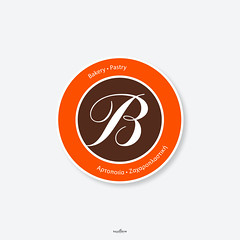 vergidis logo (locolime creations) Tags: graphics logo logos logotype design designer creation creative creator promotion promo pastry bakery commercial communication company stores industry