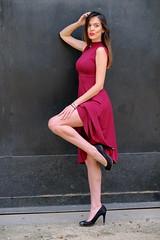 Sheila 29 (@Nitideces) Tags: elegancia elegance moda fashion glamour belleza beauty beautiful cute sexy retrato portrait chica girl mujer woman modelo model sensual gente people guapa nicegirl nitideces nitidecesdemiguelemele