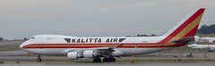 Kalitta Air 747 at ANC (Alaskan Dude) Tags: anchorageairport anc panc airplane airplanes airliners aviation planespotting planewatching aircraft