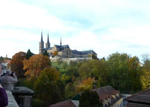 Main - Bamberg view to monastery P1020408