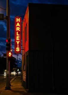 Harley's Tavern, Moline, IL