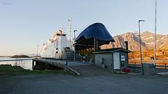 """Tranøy"" (OlafHorsevik) Tags: tranøy torghattennord thn ferge ferga ferry ferja ferje reserveferge"