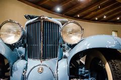 Cord pace car (GmanViz) Tags: gmanviz color car automobile vehicle detail nikon d7000 1930 cord l29 indianapolis 500 pacecar grille headlights fender wheel tire