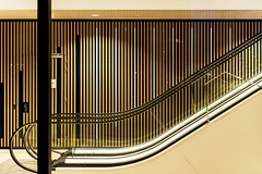 Stairs (Maerten Prins) Tags: nederland netherlands utrecht stairs line lines curve curves composition abstract