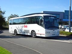 Yourbus YR02ZYW Ripley (Guy Arab UF) Tags: yourbus yr02zyw scania k114ib4 irizar century coach bus ripley leisure centre derbyshire buses jil8862