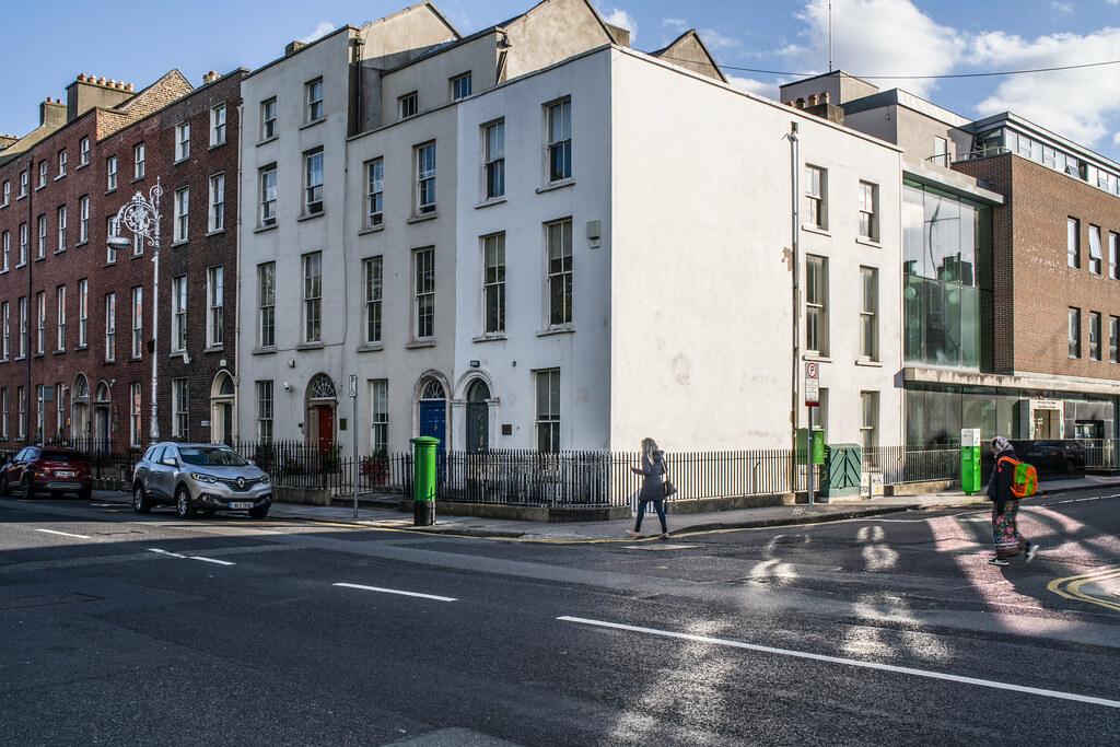 A QUICK VISIT TO ECCLES STREET [DUBLIN 7]-145003