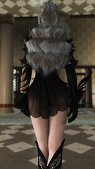 Emily 4k (Raven Of Death) Tags: skyrim enb girl tesv 4k