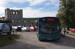 IMGP5160 (Steve Guess) Tags: chatsworth park derbyshire england gb uk bus coach trentbarton wright fj03vwb scania l94ub solar tmtravel