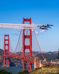 Fleet Week San Francisco 2018 (davidyuweb) Tags: fleet week san francisco 2018 sanfrancisco sfist fleetweeksanfrancisco goldengatebridge blue angels 三藩市