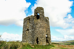 Burt Castle, County Donegal (Salmix_ie) Tags: burt castle county donegal lough swilly built 1560 inishowen king henry viii richard hovenden spanish armada sir arthur chichester cahir o' doherty nikon nikkor d500 october 2018
