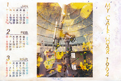 19940000_IMG_0001 (NAMARA EXPRESS) Tags: postcard photograph calendar paper telescope observatory memorial typhoons storm surge color japan film canon canoscan 9000f scanner scan namaraexp