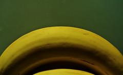 """Bananas (Kat-i) Tags: """"bfood"""" macromondays bananen bananas obst fruit macro makro gelb yellow nahrung food nikon1v1 kati katharina 2018 october15th"""