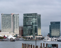 Buildings_121888 (gpferd) Tags: building clouds construction harbor water baltimore maryland unitedstates us