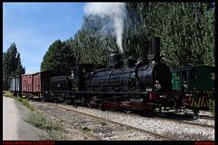 La Verraco (renfealvia) Tags: renfe mercancías mercancias mercancía verraco la locomotora de vapor avenfer venta baños españa tren train trains trenes europa