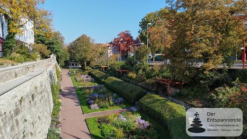 Schlossgarten in Radolfzell