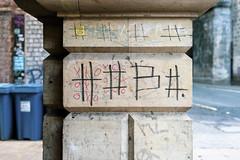 Naughts and Crosses (separatesunsets) Tags: edinburgh old oldtown sandstone scotland tourism uk culture travel