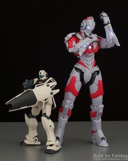 Model Principle Ultraman 4 by Judson Weinsheimer