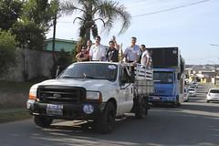 Carreata na Região Metropolitana - Alm. Tamandaré, Piraquara, Pinhais e Colombo