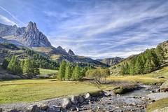 Haute vallée de la Clarée (Charlottess) Tags: paysage clarée nikon5300 septembre hautesalpes
