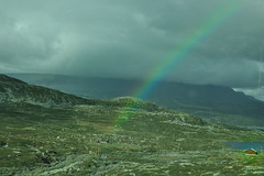 ARCOBALENO SULLA TUNDRA (ADRIANO ART FOR PASSION) Tags: norvegia norway arcobaleno tundra hallingdalarea nikon nikond90 d90 rainbow nuvoloso nuvole clouds cloudy paesaggio montagna norge