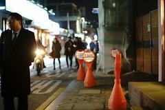 2050/1804 (june1777) Tags: snap street seoul bukchon sogyeokdong night light bokeh sony a7ii konica hexanon ar 57mm f14 4000 clear