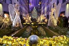 Holiday 2016, 12.03.16 (gigi_nyc) Tags: nyc newyorkcity holiday holiday2016 rockefellercenter rockcenterxmas rockcenter christmas christmastree christmas2016
