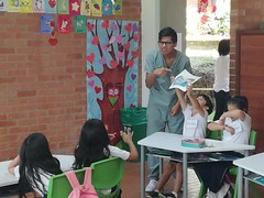 "INTERCAMBIO EN BILINGÜISMO ENTRE LA ESCUELA NORMAL SUPERIOR DE PASTO Y EL COLEGIO LA ARBOLEDA DE CALI • <a style=""font-size:0.8em;"" href=""http://www.flickr.com/photos/158356925@N08/44291247325/"" target=""_blank"">View on Flickr</a>"