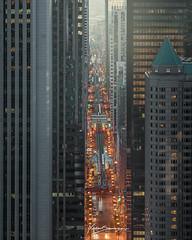 ROUND TRIP (Nenad Spasojevic) Tags: 2018 a7rii edr pov architecture buildings chi chicago city cityscape light metro nenad nenadspasojevicart nenografiacom night roundtrip sony sonyalpha sonyimages spasojevic sunset timeblend trains illinois il usa