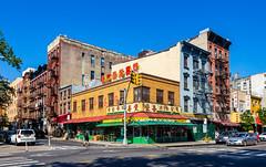 Grand & Forsyth (Eridony (Instagram: eridony_prime)) Tags: newyorkcity newyorkcounty newyork nyc manhattan lowereastside bowery thebowery chinatown lowermanhattan