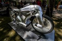 El Futuro Llego Hace Rato. (MarioVolpi) Tags: autoclasica2018 autoclasica argentina argentine moto motorbike bike future futuro retrofuturismo expo exposicion hdr