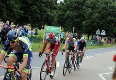 AWP Tour of Britain Edwinstowe 7 (Nottinghamshire County Council) Tags: tob nottinghamshire cycling race bicycles tourofbritain 2018 notts bike edwinstowe tour britain