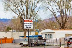 Ideal Mobile Home Park (Thomas Hawk) Tags: america idealmobilehomepark mobilehomepark saltlakecity usa unitedstatesofamerica unitedstates utah fav10
