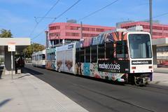 2018-10-16, TPG, Lancy, Bachet de Pesay (Fototak) Tags: tram strassenbahn vevey dav genève switzerland geneva tpg rochebobois ligne12 819 843