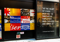 Anheuser-Busch Commercial Strategy Office Quote, Manhattan, New York (NYC) (willbuckner) Tags: 10011 125w24thst 125west24thstreet 24thst 24thstreet abv anheuserbusch anheuserbuschcommercialstrategyoffice anheuserbuschemployee beer bubbles bud budlight budlite budweiser chelsea commercialstrategy goose gooseisland ipa island labels lager lagerbeer manhattan michelob micheloblight micheloblite michelobultra nyc newyork paleale photograph shocktop stella stellaartois alcohol alcoholicbeverage ale automaticsprinklershutoffvalve beergarden beerresearch beertasting beers bier biergarten brandresearch branding building city domesticbeer employee facade innovation innovative marketresearch marketing marketingstrategy pilsner productresearch productstrategy quotes research rooftop rooftopbeergarden rooftopbiergarten secretbeerlab sprinklersthroughoutbuilding standpipe urban midtownsouth