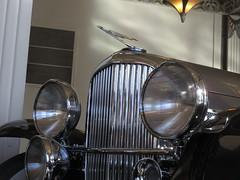 Headlights (viktrav) Tags: headlights hoodornament automobile duesenberg acdmuseum auburn indiana classiccar