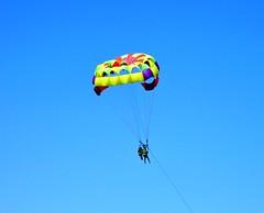 2539429-Parasailing (sirhowardlee) Tags: parachute recreation soaring suspended