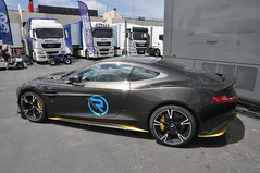 Aston Martin Vanquish S kit Ultimate (jfhweb) Tags: jeffweb sportauto sportcar racecar voituregrandtourisme voituredesport gt supercar voituredecourse courseautomobile circuitpaulricard circuitducastellet lecastellet httt astonmartin vanquish vanquishs