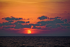 Tel Aviv (Hemo Kerem) Tags: israel telaviv a7rm2 a7rii nikon200mmf4ai nikkor200mmf4ai ai200mmf4 ai4200 tlv 200mm manualfocus mf nikon nikkor sony sonya7rm2 ilce7rm2 alpha beach seascape sea water sky blue clouds sunset