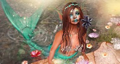 Love Knows No Bounds (Duchess Flux) Tags: shinyshabby epiphany mina ersch genusproject soul lode evermore plastik cynefin foxcity fantasy mermaid merfolk sl secondlife