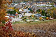 Fair Warning (Bert CR) Tags: fairwarning fall fallcolors colorful bluemountain bluemountainskiresort skiresort resort muddy slippery collingwood ontario recreation