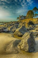 The Big House (Bud in Wells, Maine) Tags: hss kennebunk maine niksoftware parsonsbeach thebighouse autumn hdr beachhouse