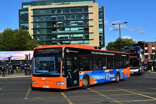 5301 NK08CHG Newcastle X85