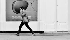 I'm In The Shade ! (jaykay72.) Tags: london uk street candid streetphotography cornhill stphotographia blackandwhite bw